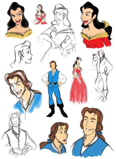 gender bender and gaston gender bender disney princess fan