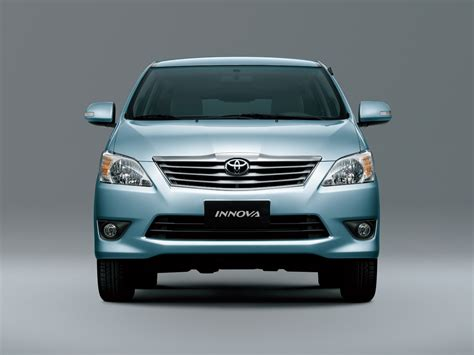 Accu Mobil Kijang Innova toyota innova specs 2011 2012 2013 autoevolution