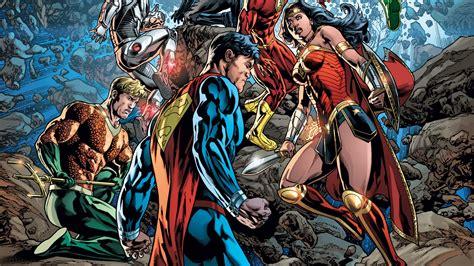 Records Dc Justice League 4 Dc