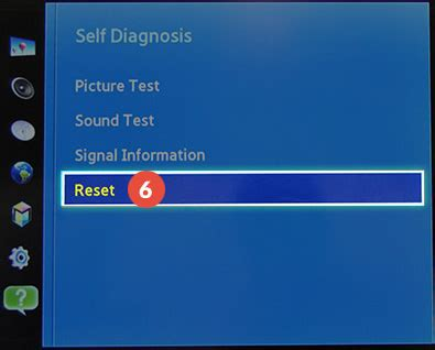 reset your samsung smart tv how to change region on a samsung smart tv f series