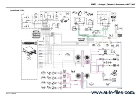 deere 6400 wiring diagram free engine image