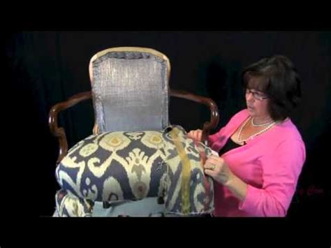 how to upholster a wooden chair how to upholster a wooden arm chair for the upholstery