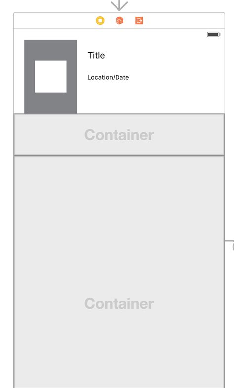 xcode autolayout resize ios autolayout constraints to resize scroll view when