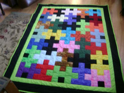 Quilting Puzzles by Jigsaw Puzzle Quilt