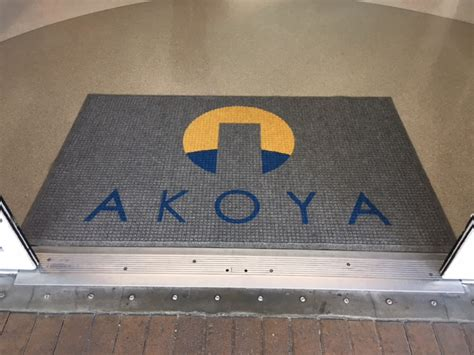 Personalized Floor Mats For Business by Custom Logo Floor Mats Aspire Elevator And Floor Services