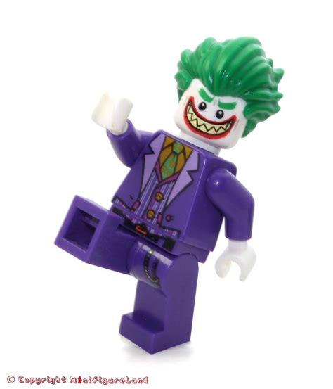 Lego Joker 1 the lego batman minifigure joker w grin ebay