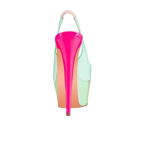 light green high heels light green slingback pumps pink platform high heel
