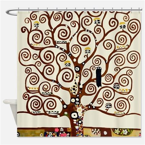 tree of life curtains klimt shower curtains klimt fabric shower curtain liner