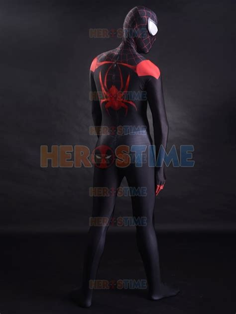 Pdf Spider Morales Costume For Sale 2015 3d printing ultimate morales spider costume