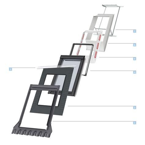 velux rahmen innen dachd 228 mmung mit eindeckrahmen und anschlussprodukten