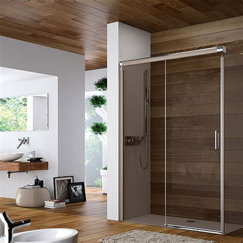 decorating trend living wood in the bathroom hansgrohe int bathroom trend floor level shower hansgrohe south africa
