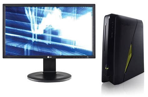Led Monitor Laptop dell alienware x51 desktop computer 22 quot led monitor tronix country