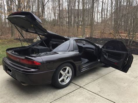 auto air conditioning repair 1999 mitsubishi 3000gt electronic toll collection mitsubishi 3000gt coupe 1991 black custom with purple flip for sale ja3xd64b5my001622 1st gen