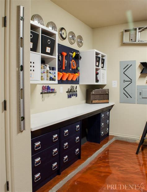 Corner Bench And Shelf Entryway 12 Clever Garage Storage Ideas From Highly Organized