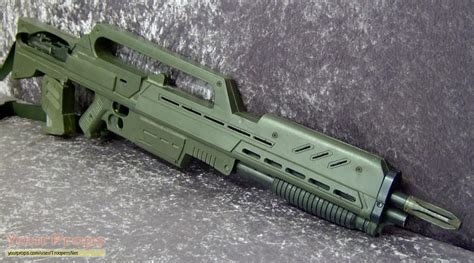 Starship Troopers Original starship troopers morita rifle original prop weapon