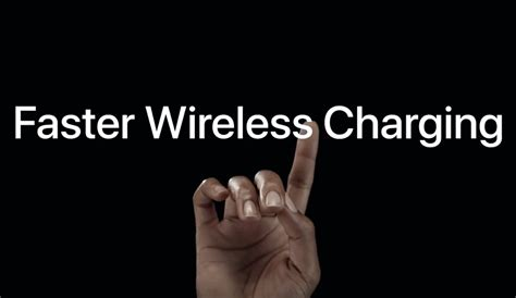 iphone xs  iphone xs max   faster wireless
