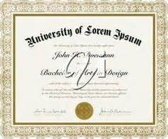 Masters Degree Certificate Template royalty free clipart image of a nerdy graduate