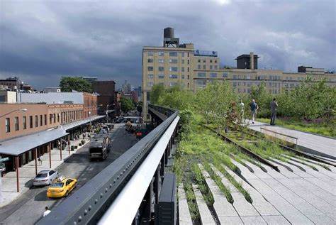 Best Architecture Offices by Does New York City S High Line Park Matter In The Fight