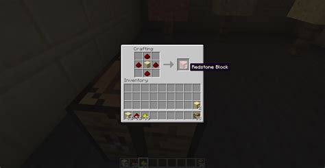Redstone L Minecraft Recipe by Minecraft Glowstone L Lighting And Ceiling Fans