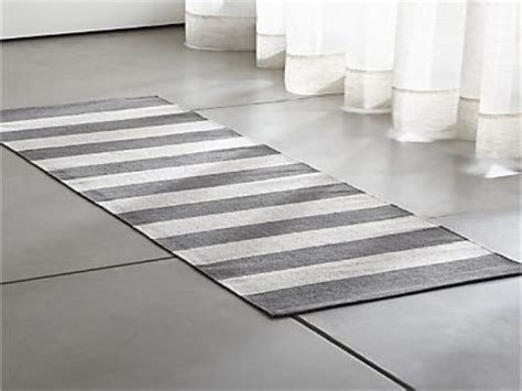 G1520 Setelan Am Stripe Black White black and white striped runner rug pictures to pin on