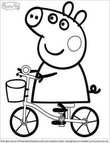 peppa pig coloring pages coloring library coloring pages craft