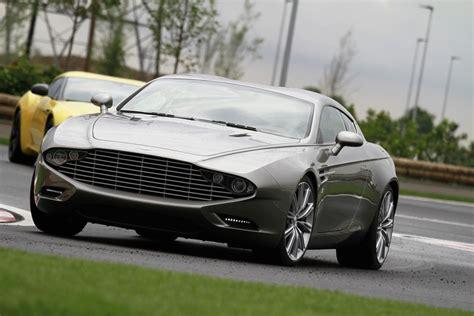 Virage Aston Martin by Aston Martin Virage 2011