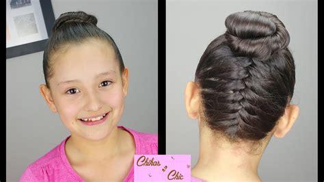 Hairstyles Zg by Braid Bun Braided Hairstyles Easy