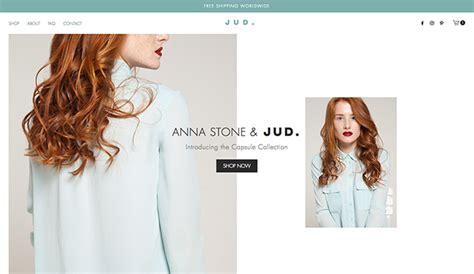 온라인 쇼핑몰 에 맞는 Html 홈페이지 템플릿 Wix High Fashion Website Templates