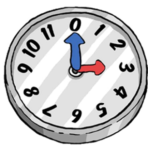 picture of an analog clock clipart best