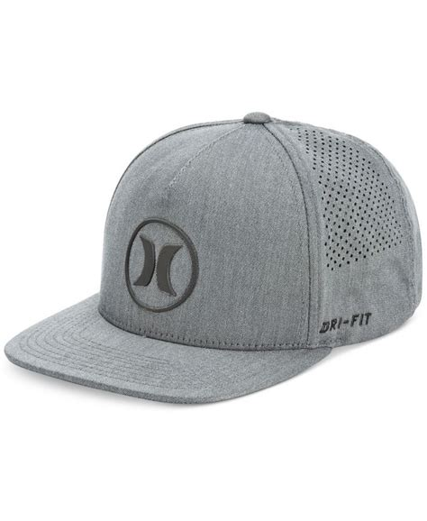 Topi Trucker Logo Hurley hurley s dri fit icon 2 0 perforated logo hat