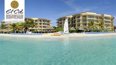 5 Beds In One Room by Marina El Cid Spa And Beach Resort Riviera Maya All