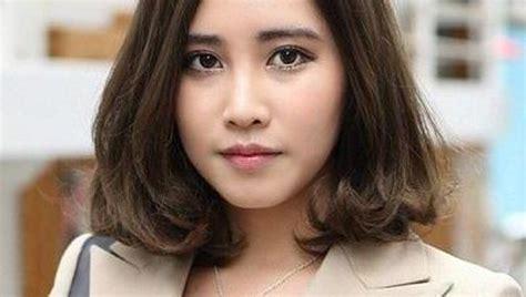 rambut bob model rambut pendek wanita  cahunitcom