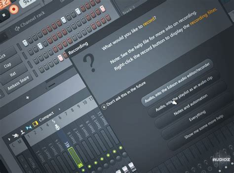 tutorial fl studio groove download groove3 fl studio know how recording audio and