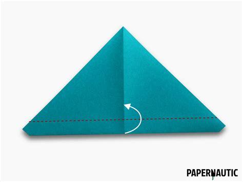 Origami Hats Designs - samurai hat origami design papernautic
