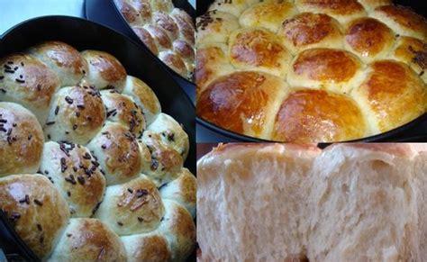 Loyang Kue Roti Sobek makanan manis roti sobek