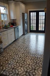 Painted Kitchen Floor Ideas 12 stunning painted floors that will inspire you to up