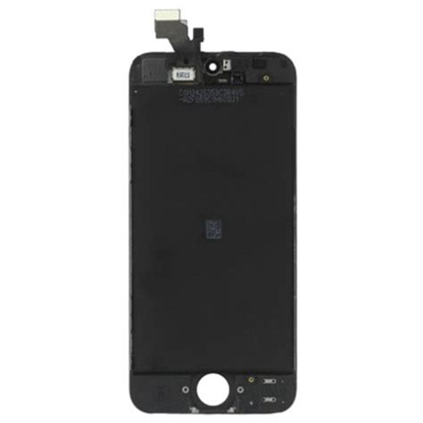 Lcd Iphone 5 Black iphone 5 lcd screen and digitizer replacement black