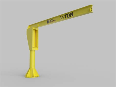 jib crane design jib cranes afe crane overhead material handling experts