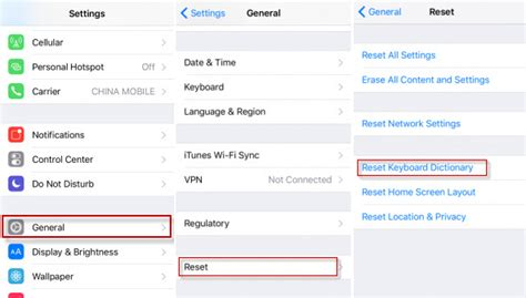 reset android keyboard history how to permanently delete history on ipod touch