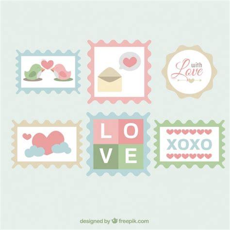 imagenes que digan xoxo sellos de amor descargar vectores gratis