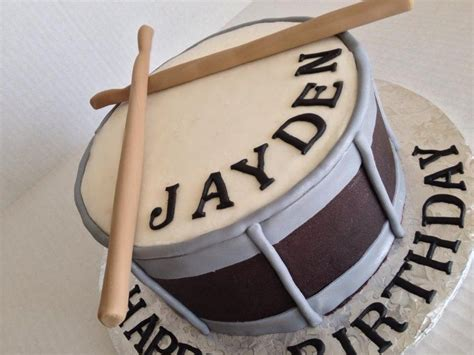 cake drummer the drummer cake cakes by me drummers