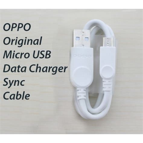 Kabel Data Oppo Find 7 buy oppo r7 lite data charger sync cable random black