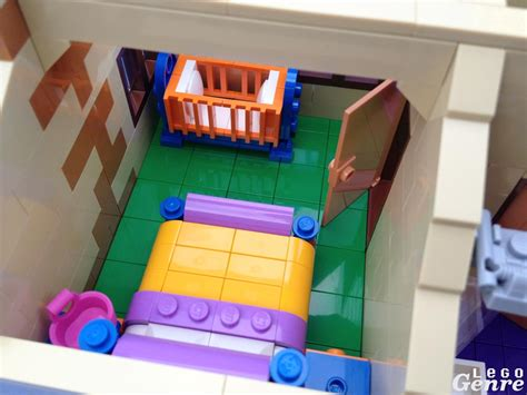 lego baby room the lego simpsons house review 71006 don t a cow