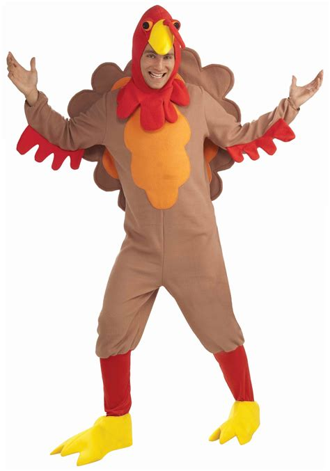 turkey costume fleece turkey costume