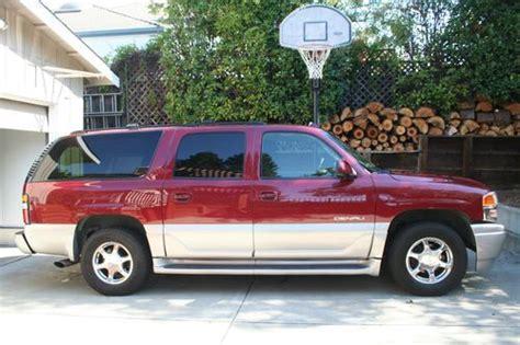 how make cars 2004 gmc yukon xl 2500 spare parts catalogs purchase used 2004 gmc yukon xl 2500 sle sport utility 4 door 6 0l in pleasanton california
