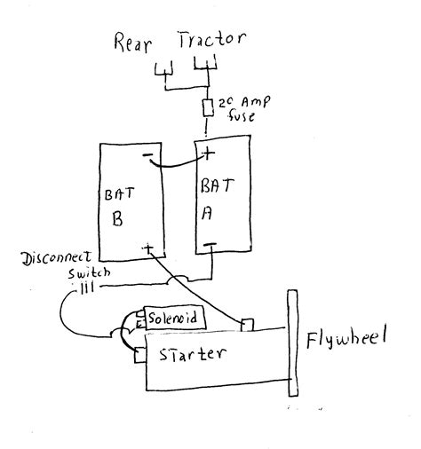 6 volt generator wiring diagram fuse box and wiring diagram