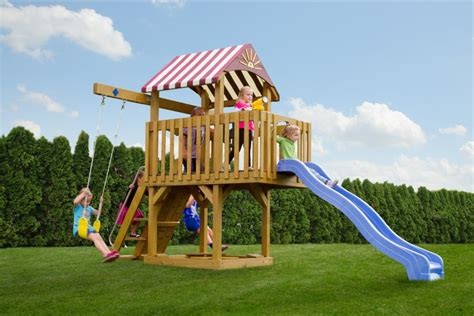 swing sets lancaster pa the care bear castle stained wood swingsets lancaster