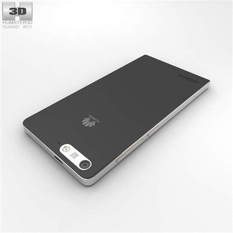 Hp Huawei Ascend P7 Mini huawei ascend p7 mini black 3d model hum3d