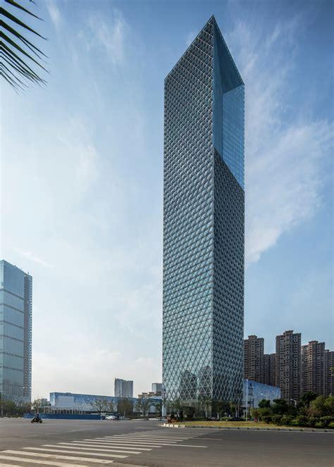 Gallery Of Jiangxi Nanchang Greenland Zifeng Tower Som 8 | gallery of jiangxi nanchang greenland zifeng tower som 3