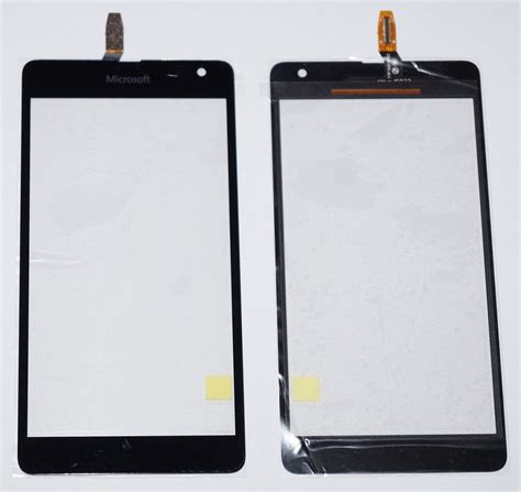 Touchscreen Lumia 535rm1090 original microsoft lumia 535 dual sim touchscreen touch panel digitizer scheibe ebay